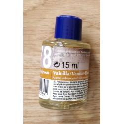 Huile de parfum vanille 15 mL
