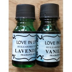 Huile de parfum aromatique...