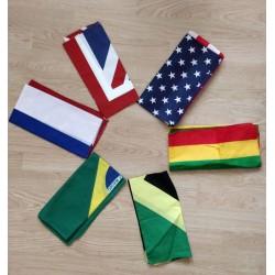 Bandana drapeau