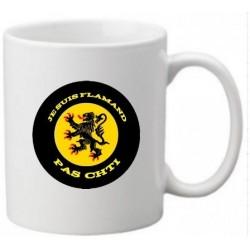Mug je suis Flamand pas chti