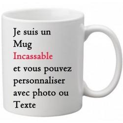 Mug Tasse Incassable -...