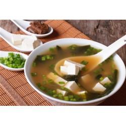 Recette de la soupe Miso...