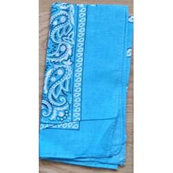 Bandana classique - turquoise