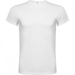 T-shirt blanc polyester A3...