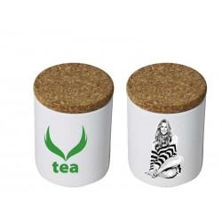 Pots à thé  - personnalisable