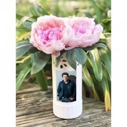 Vase à fleur - personnalisable
