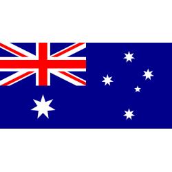 Drapeaux Australie