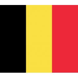 Drapeaux Belgique