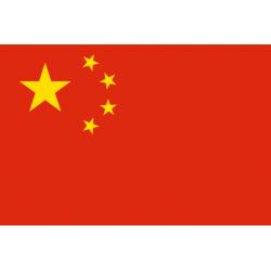 Drapeaux Chine