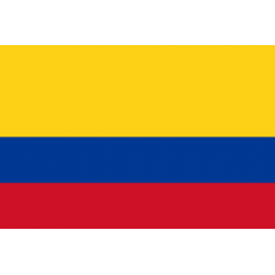 Drapeaux Colombie