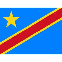 Drapeaux Congo