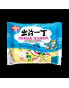 Soupes & nouilles chinoises coréennes japonaises thaïlandaises