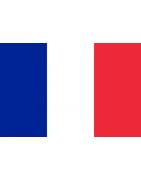 Drapeaux des pays à Lille et hauts de France